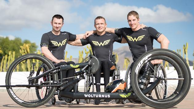 Wolturnus Pro Handcycling Team